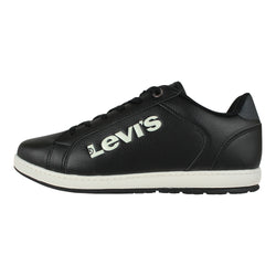 Levi's Men's Declan L Sneakers | Black/White