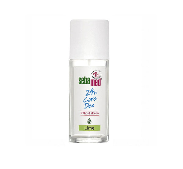 Sebamed 24hr Care Deodorant Lime (50ml)