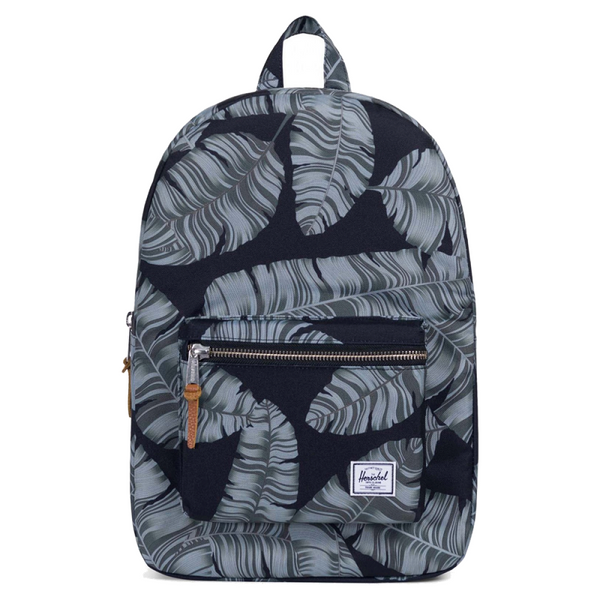 Herschel Classic Black-Palm Backpack