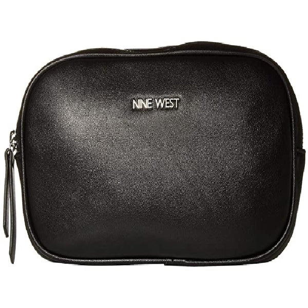 Nine West Charmeine Mini Convertible Belt Bag in Black