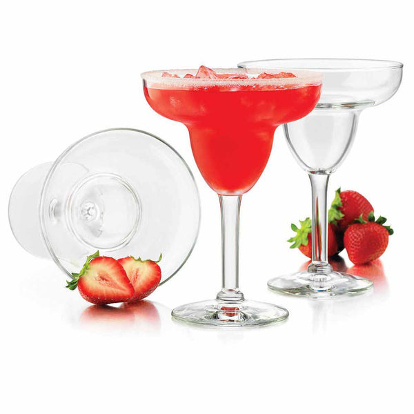 Libbey Set of 4 Margarita Glasses