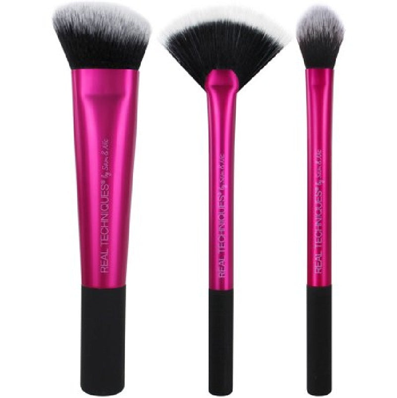 Real Techniques Sculpting Makeup Brush Set