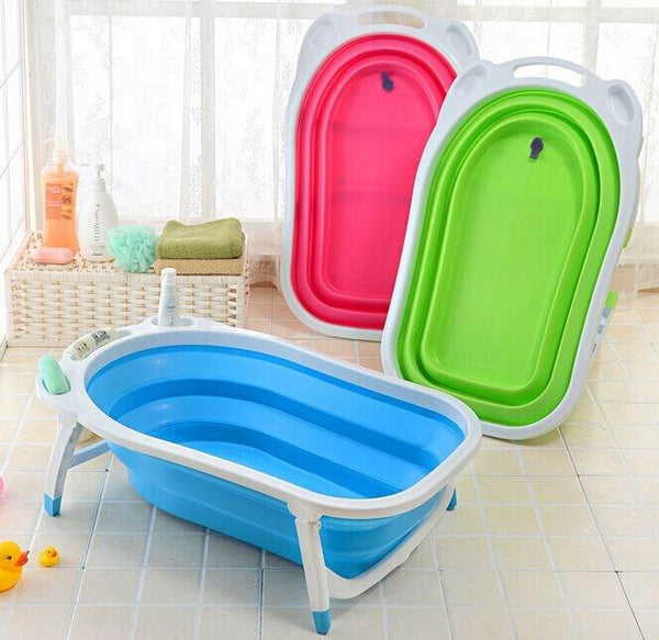 Infant Foldable Bath Tub