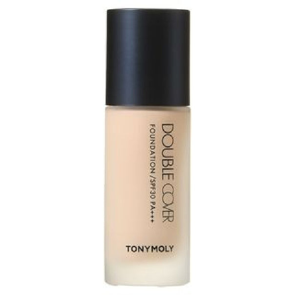 TONYMOLY Double Cover Foundation Y02 Beige