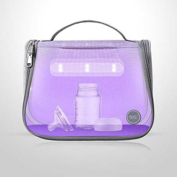 59S P11 UVC LED Sterilizing Bag