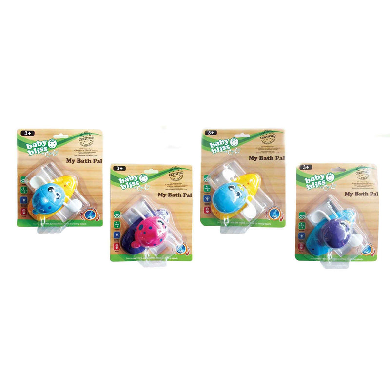 Baby Bliss My Bath Pals - Assorted