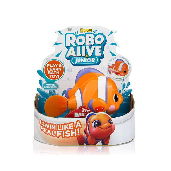 Robo Alive Junior Little Fish