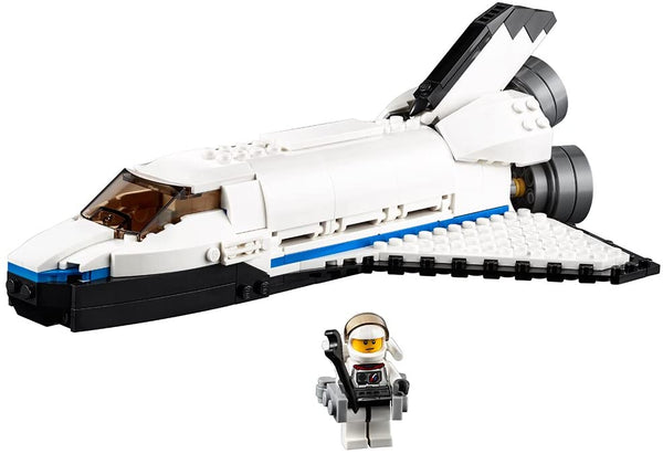 LEGO Creator Space Shuttle Explorer 31066 3-in-1 Building Kit