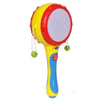 Baby Bliss Rattle Drum