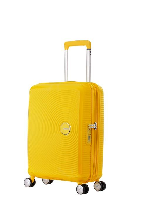 AMERICAN TOURISTER CURIO 55CM  SPINNER LUGGAGE