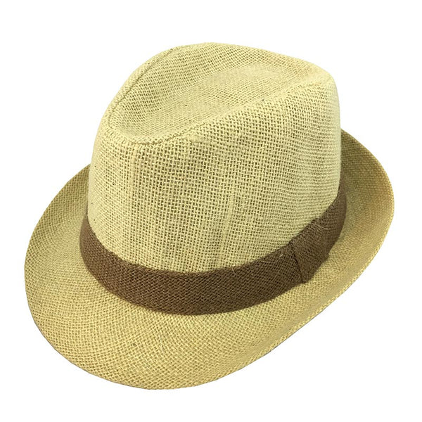 Men's Native Fedora Hat