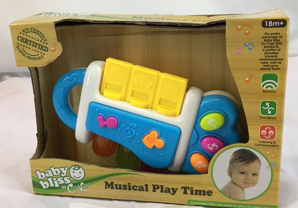 Baby Bliss Musical Playtime - Mini Musical Playset