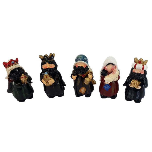 "5-pc. 6"" Nativity Set"