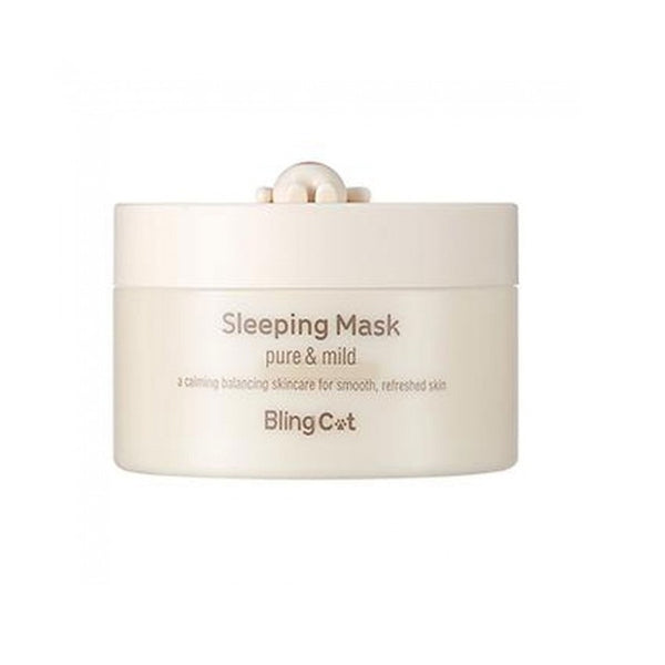 TONYMOLY Bling Cat Sleeping Mask Pure & Mild 80ml