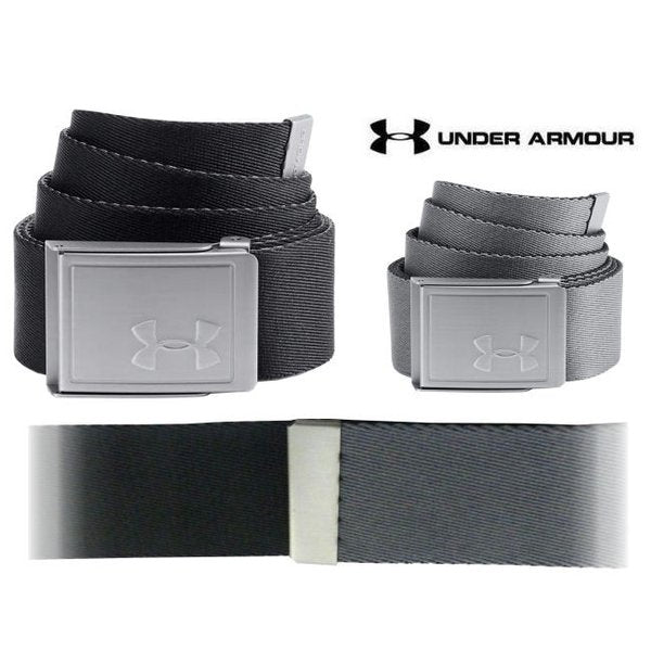 Men's UA Reversible Webbing Belt 2.0 1305487