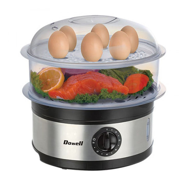 Dowell Compact Food Steamer