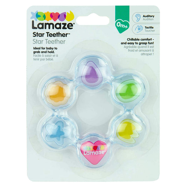 Lamaze Water Filled Chill Teether