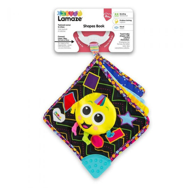 Lamaze FUN WITH SHAPES SOFT BOOK