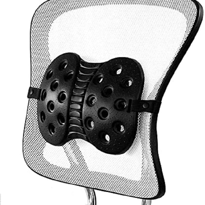 Backjoy Gear Lumbar Support in Black