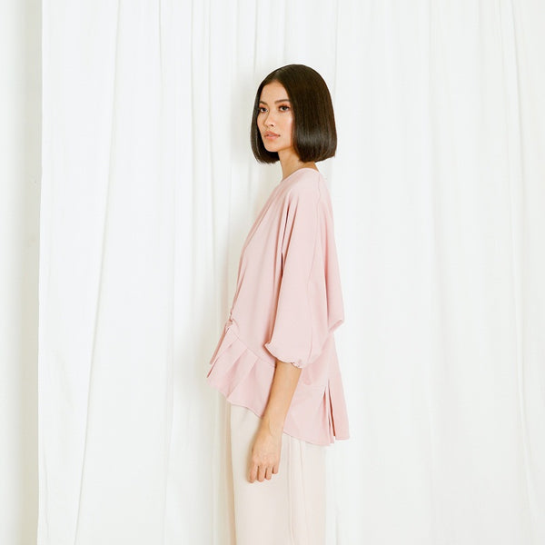 Canvas Tevi Top in Blush