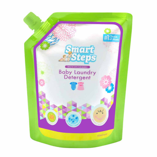 Smart Steps Baby Laundry Detergent | 900g/900mL