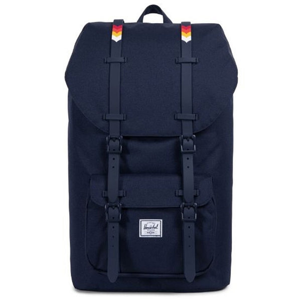 Herschel Little America Backpack Peacoat Rainbow