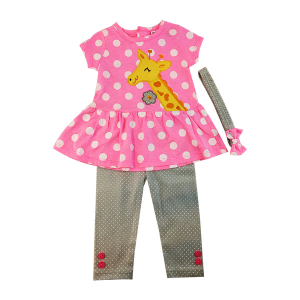 Girl's 3-Piece Set