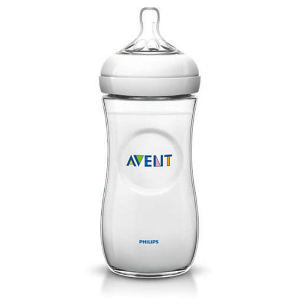 AVENT NATURAL BOTTLE 11OZ SINGLE PK SCF696/13