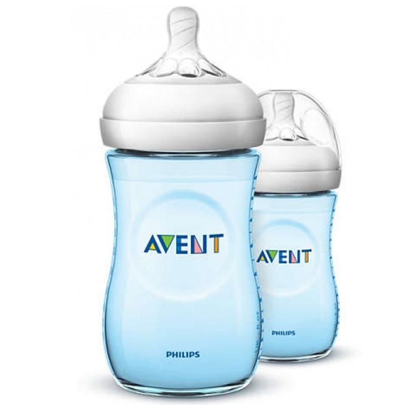 Philips Avent Natural Baby Bottle Twin Pack SCF695/23