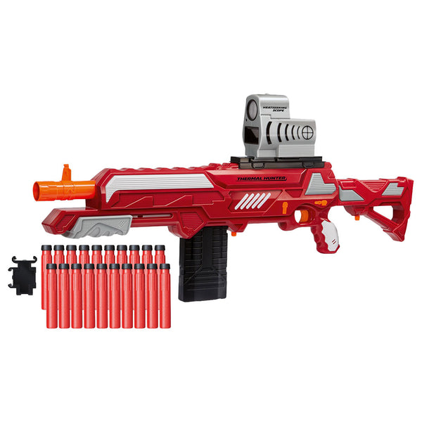 Air Warriors PrecisePro Thermal Hunter Foam Dart Blaster