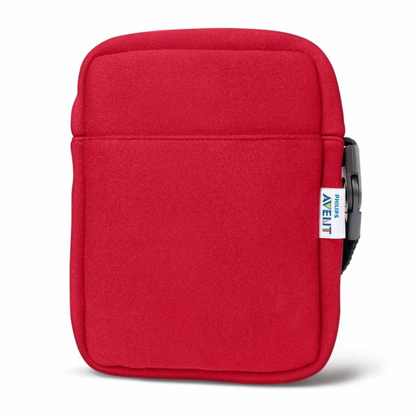 Avent Neoprene ThermaBag | Red/Black