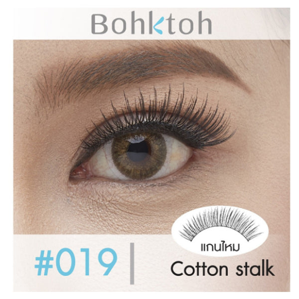 Bohktoh False Lashes #019