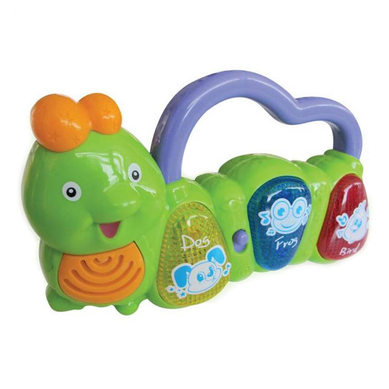 Baby Bliss Handy Buddies - Musical Caterpillar