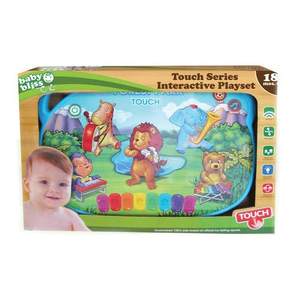 Baby Bliss Touch Series Interactive Playset - Forest Park