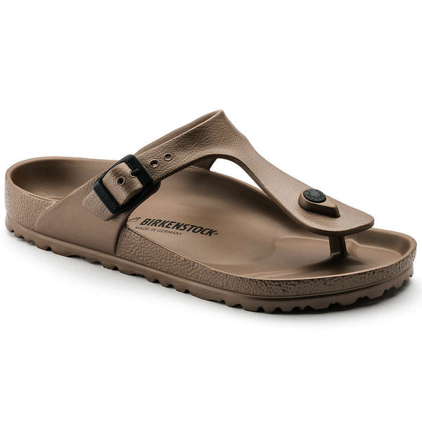 Birkenstock Gizeh EVA in Copper