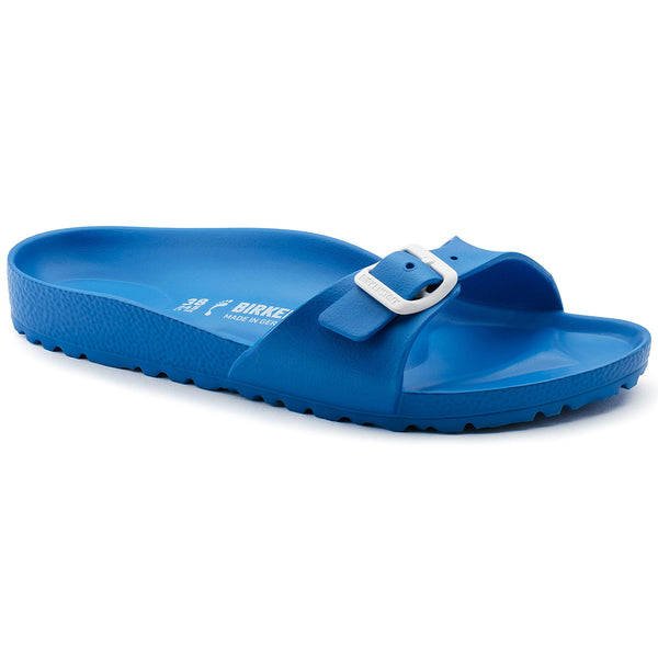 Birkenstock Madrid EVA in Scuba Blue