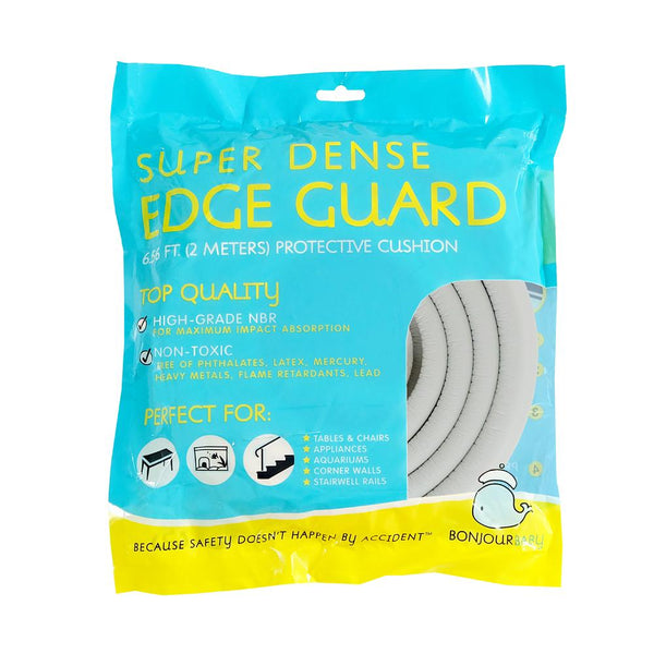 Bonjour Baby Super Dense Edge Guard (Gray)