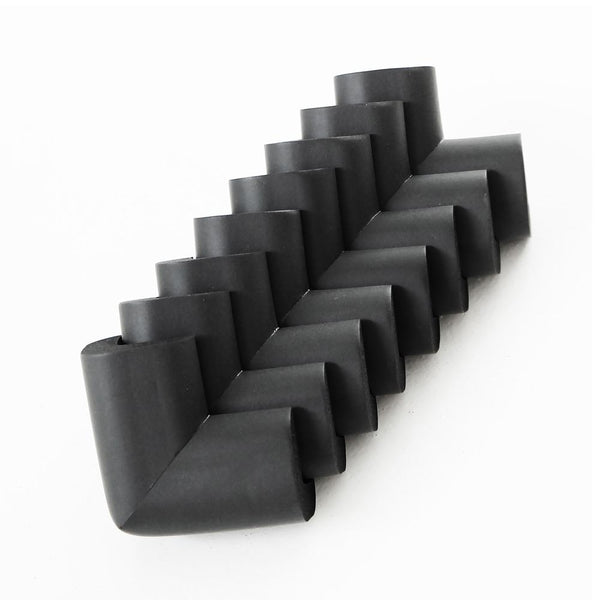 Bonjour Baby Super Dense Corner Cushion Guards (Black)