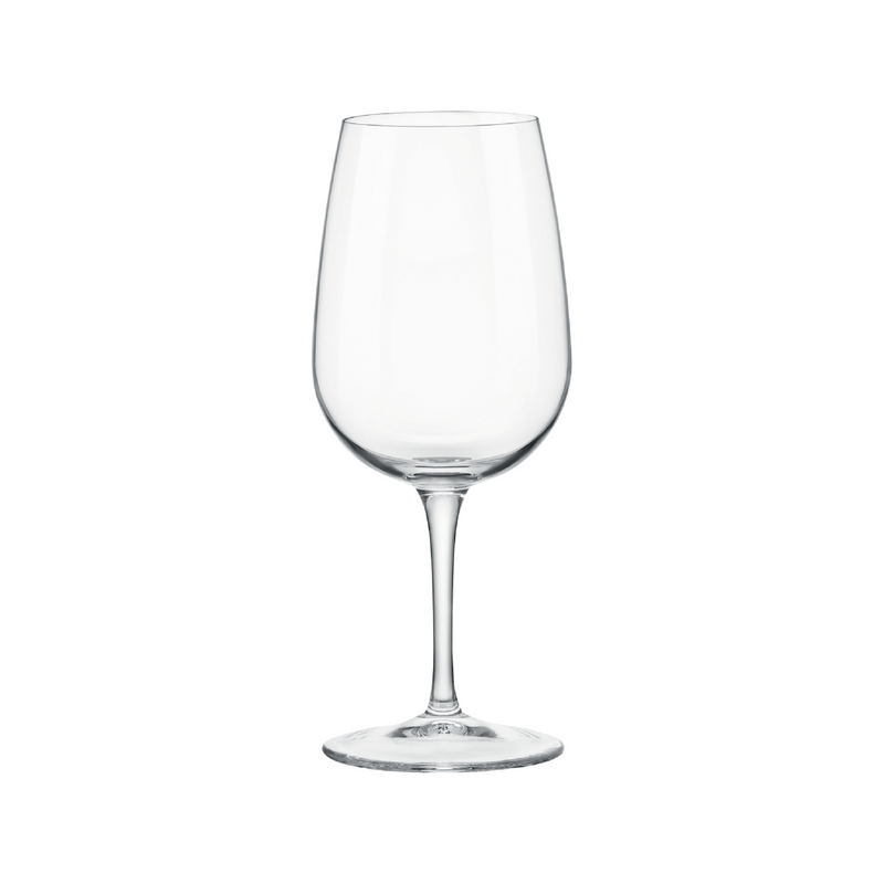 Bormioli Rocco Spazio Medium Wine Glass Set of 4