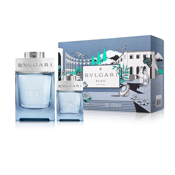 Bvlgari Man Glacial Essence Spring Set