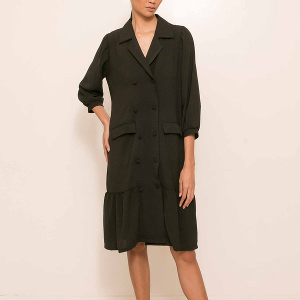 Cinammon Dress in Black