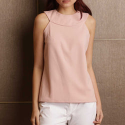 Canvas Diandra Top in Blush