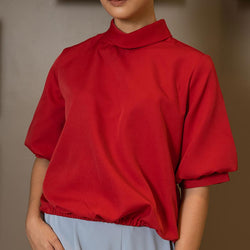 Canvas Neo Top in Red