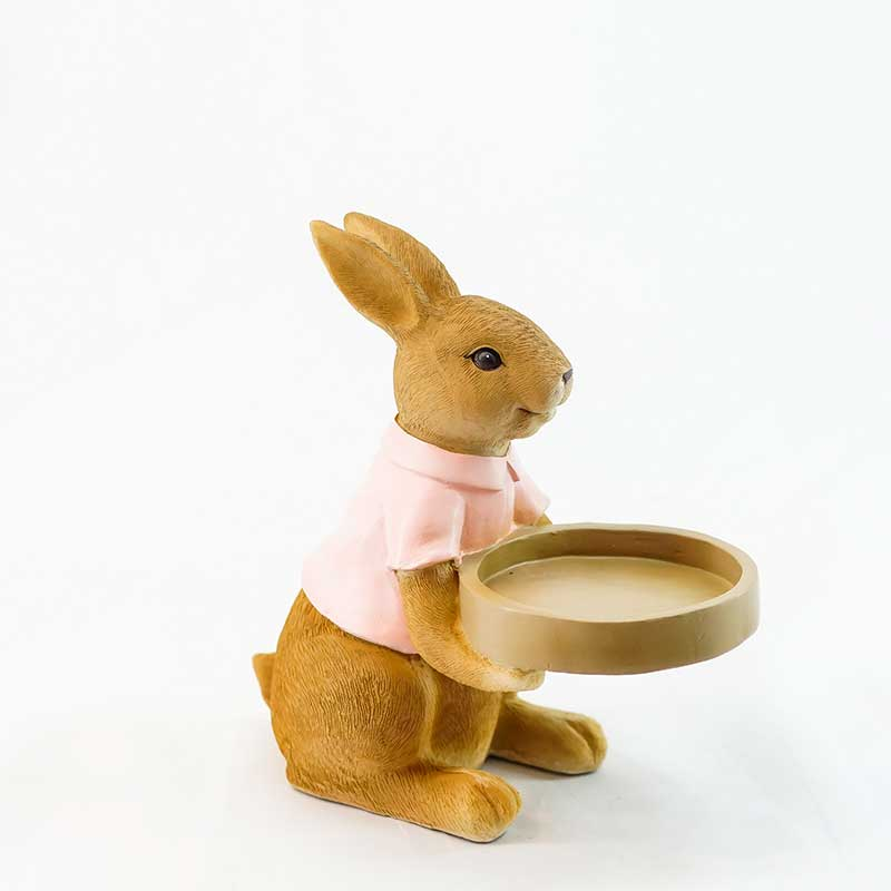 Figurine | Rabbit Candy Holder (Small)