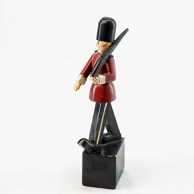 Figurine | Royal Guard Wooden Figure