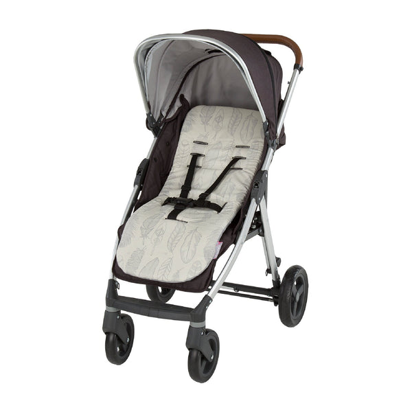 CuddleCo ComfiCush Memory Foam Stroller Liner - Feathers