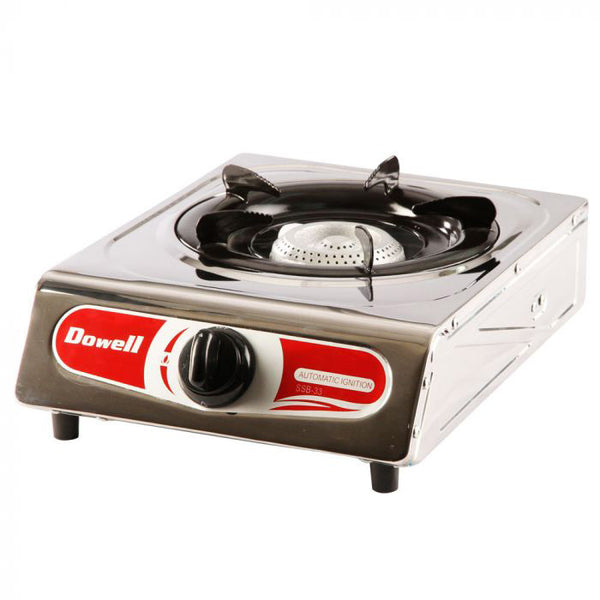Dowell SSB-33 Single Burner Gas Stove