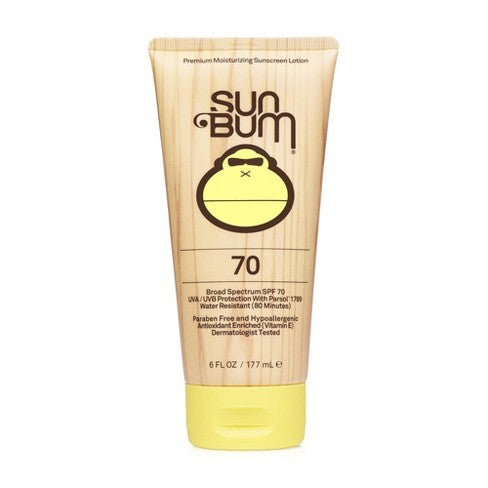 Sun Bum SPF 70 Moisturizing Lotion