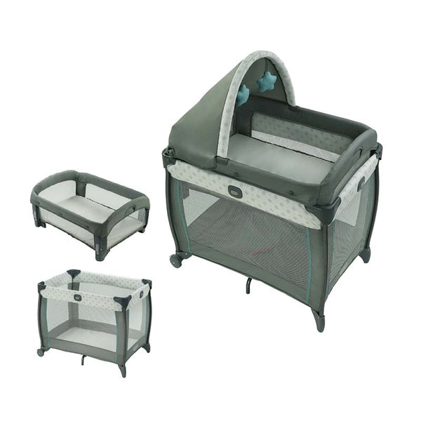 Graco My View™ 4-in-1 Bassinet - Ramley