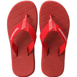 Havaianas Level Flip Flops | Red/Blue